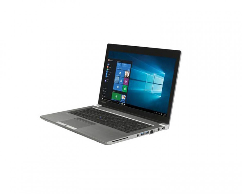 Toshiba Notebook Tecra 500 GB With Windows 10 & Core™ i5 & Steel Grey Color Z40-C-148