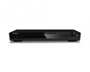 SONY DVD Player with USB Connectivity & Remote Control DVP-SR370