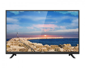 TORNADO LED TV 32 inch HD with 2 USB Movie and 2 HDMI Inputs 32EL7230E
