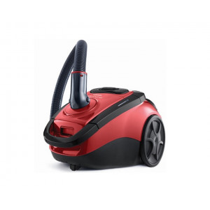 Toshiba Vacuum Cleaner 1800 Watt with Carpet Nozzle & Black x Red color VC-EA210