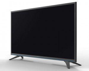 Tornado LED TV 43 inch Full HD with 2 USB and 3 HDMI Inputs 43EL7100E