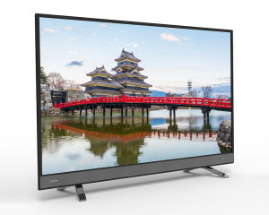 Toshiba Smart LED Display TV 49 Inch Full HD with Smart opera& 2 USB Inputs 49L570MEA