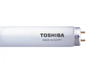 Toshiba Daylight Fluorescent Lamp 38 Watt White Light FL40T9D/38EX/L