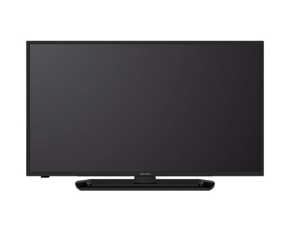 Sharp LED TV 40 Inch Full HD with 1 USB Movie and 2 HDMI LC-40LE265M
