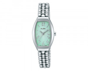 ALBA Ladies' Hand Watch Fashion Stainless Steel Band & Water Resistant AH8261X1