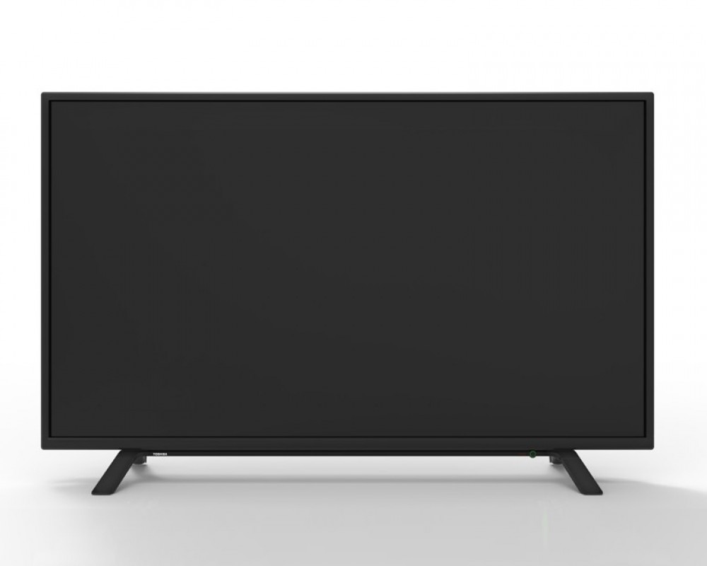 Toshiba LED TV 49 Inch Full HD with 2 USB and 3 HDMI Inputs 49L270MEA