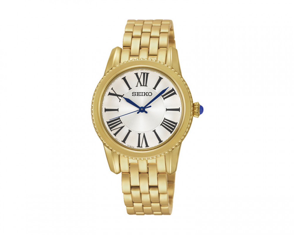 Seiko Ladies Quartz Hand Watch SRZ440P1