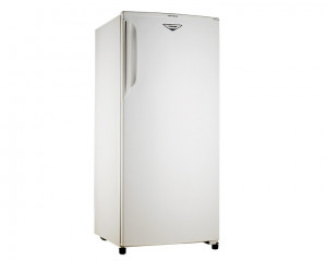 Toshiba Deep Freezer 5 Drawer 230 Litre with Quick freezing in White color No Frost GF-22H-W