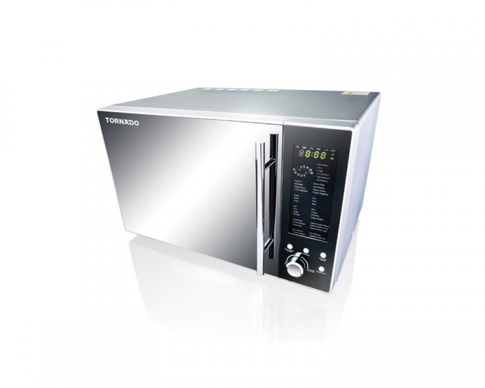 Tornado Microwave 30 Liters with Grill & Digital display LED TM-30S