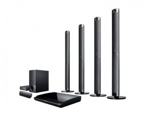 Sony Home Theater System Wireless 5.1ch DVD DAV-SZ1000W