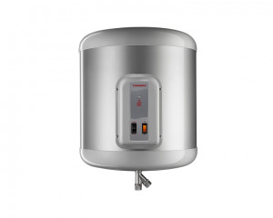 Tornado Electric Water Heater 35 Litre Silver Color EHA-35TSM-S