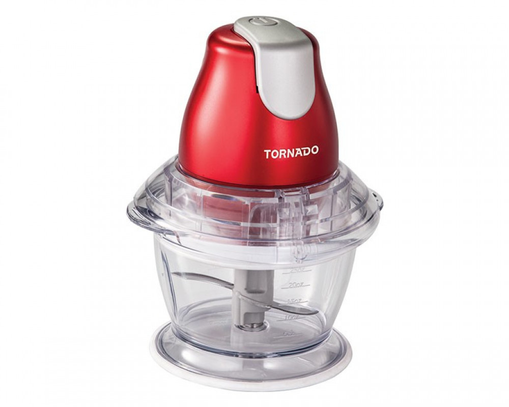 Tornado Chopper For meats & Vegetables 400 Watt 1 Litre CH-400MR