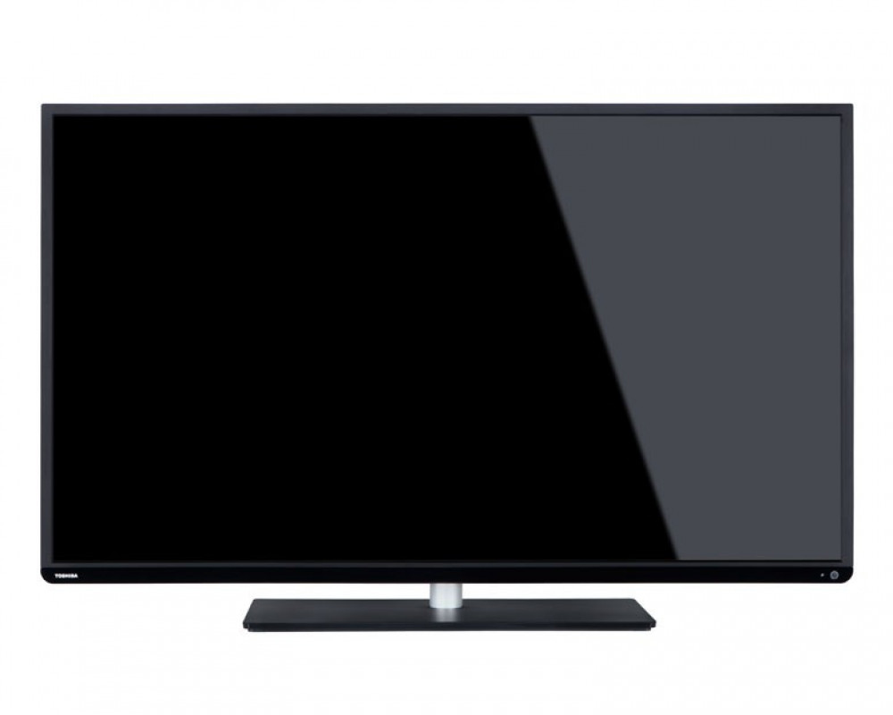 Toshiba Smart LED 3D TV 40 Inch Full HD With Wi-Fi 40L5435DEA