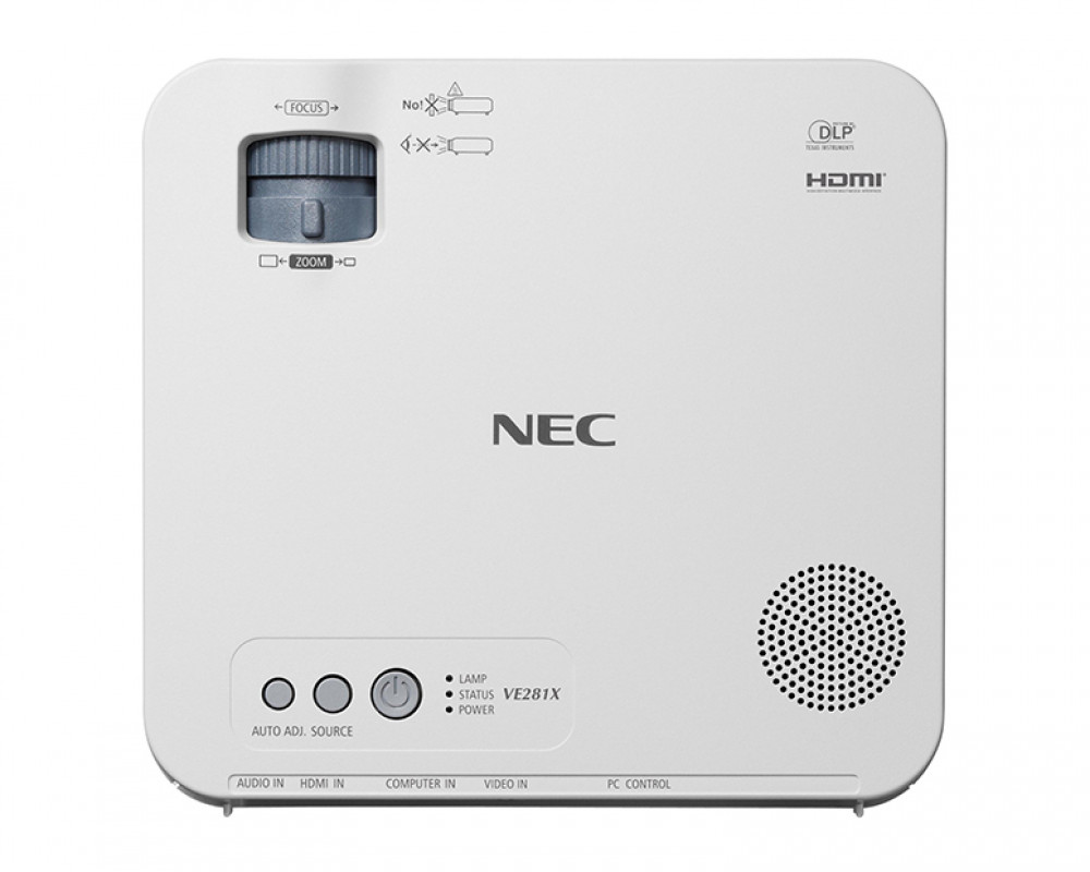 NEC Projector VE281G