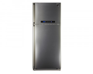 Sharp Refrigerator 450 Litre Digital Stainless 2 door with Plasma Cluster SJ-PC58A(ST)