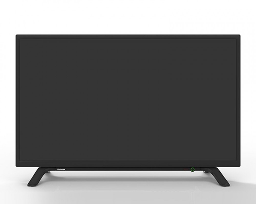 Toshiba LED TV 32 Inch HD with 2 USB and 3 HDMI 32L1600EA