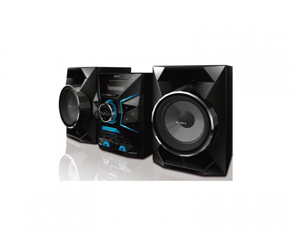Sony Mini Hi-Fi Component System With Bluetooth and Karaoke Function MHC-GZX33D
