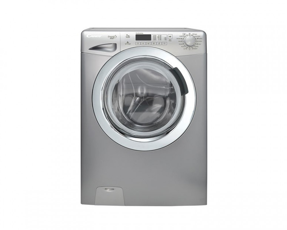 Candy Washing Machine 7KG Fully Automatic Silver GV117DCS1-EGY