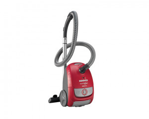 HOOVER Vacuum Cleaner 1800 Watt with Carpets, Floor nozzle & Red x Grey TCP1805020