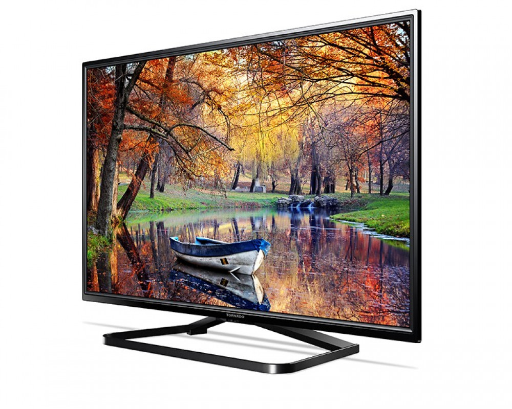 Tornado LED TV 32 Inch HD Screen With HDMI & USB Movie 32M1350