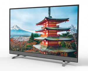 Toshiba Smart LED TV 43 Inch Full HD with smart opera & 2 USB Inputs 43L570MEA
