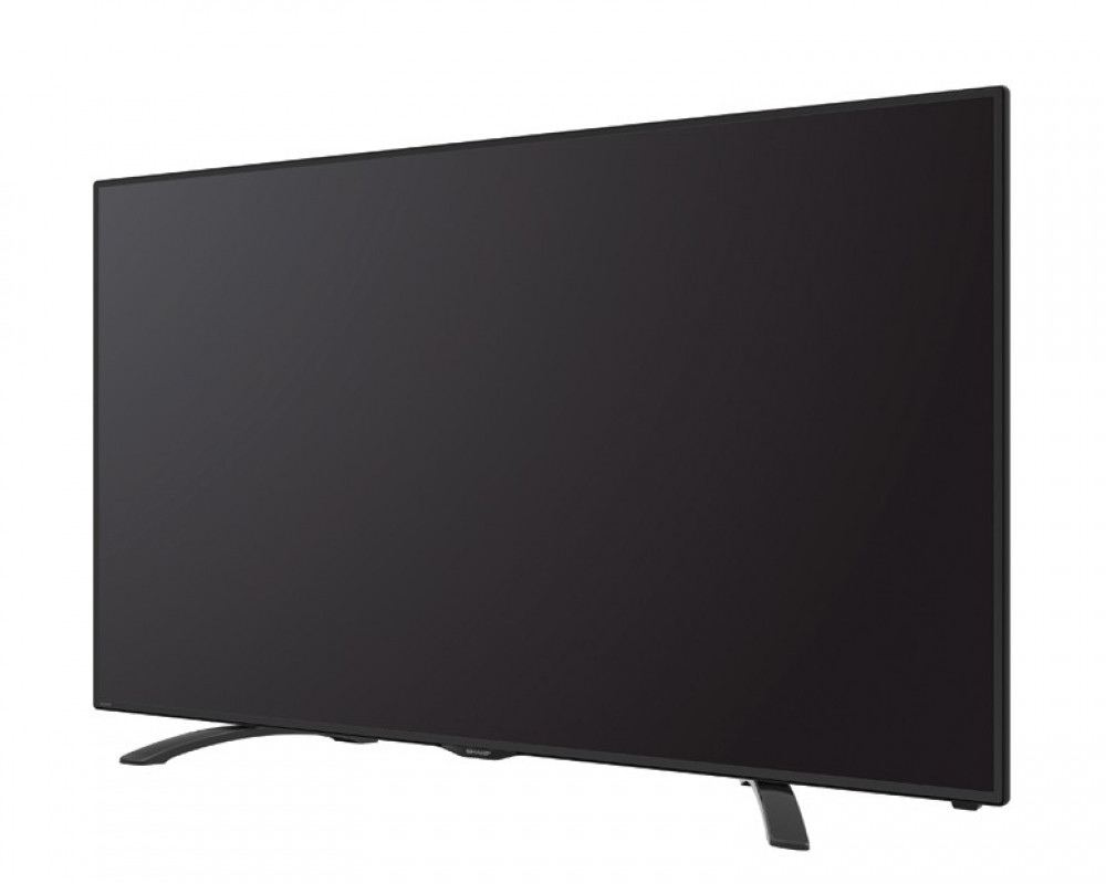 Sharp LED TV 58 Inch Full HD with 1 USB and 2 HDMI Inputs LC-58LE2750X