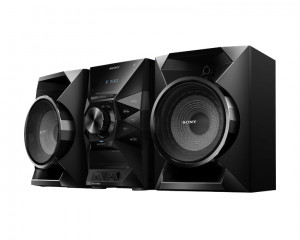 Sony Hi-Fi System 470 watt with NFC and Bluetooth MHC-ECL77BT