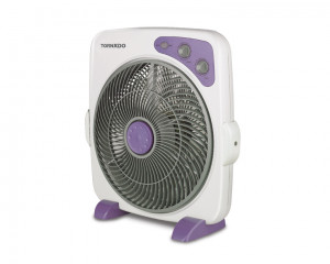 Tornado Box Fan 14 inch with 4 Plastic Blades B-BXT-35