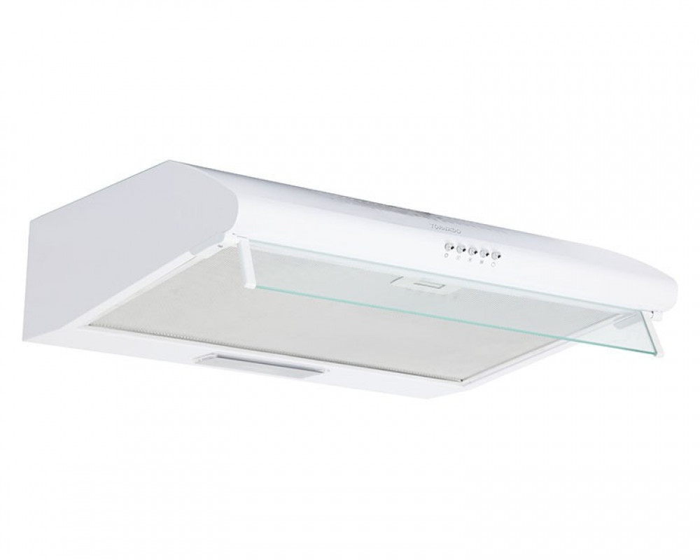 Tornado Kitchen Cooker Hood Stainless 90cm With Push button HO90CS-1