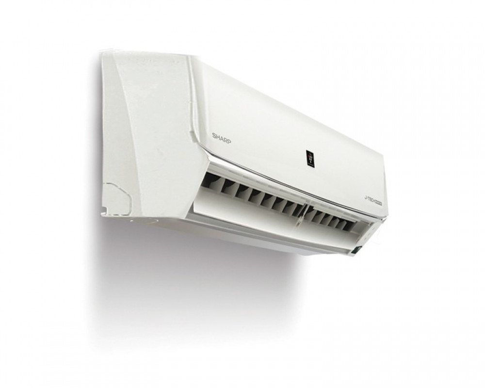 Sharp Air Conditioner 3HP Split Cool with Inverter Technology and Plasma Cluster AH-XP24SHV