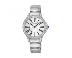 SEIKO Ladies' Hand Watch Quartz with 1 year international warranty SRZ441P1