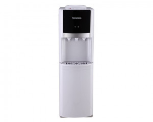 Tornado Water Dispenser White With 3 Faucet WD-C37-W