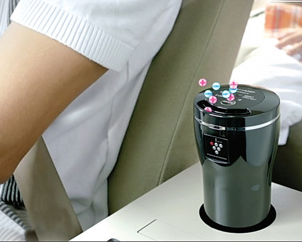Sharp Air purifier Car-Ion Plasmacluster FR-CAR-S