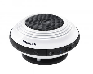 TOSHIBA Portable Wireless Speaker TY-SP1