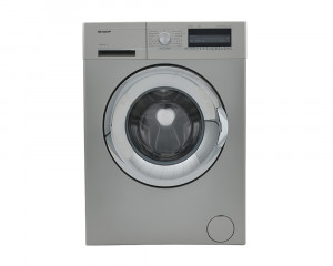 Sharp Washing Machine 9Kg Fully Automatic in Silver color ES-FP912BX3-S