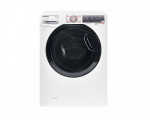 HOOVER Washing Machine 10 Kg Fully Automatic in White color DWFT510AHB3-EGY