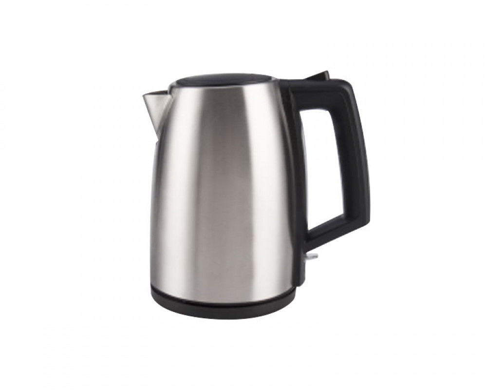 Tornado Stainless Steel Kettle 1850-2200 Watt 1.7 Liter with Light Indicator TKS-2117