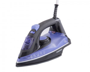Tornado Iron 2100 Watt with Ceramic Sole plate & Water Spray TST-2100