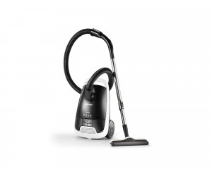 TOSHIBA Vacuum Cleaner 1800 Watt in Black X White color with curtain brush VC-EA1800W