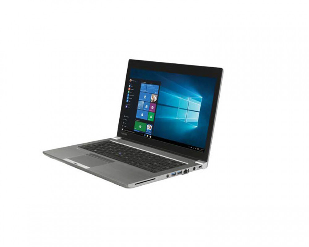Toshiba Notebook Tecra 256 GB With Windows 10 & Core™ i7 & Steel Grey Color Z40-C-13Z