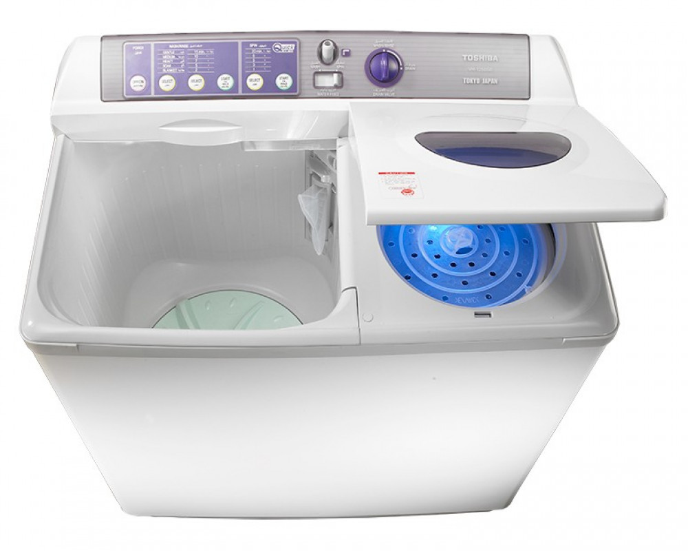 Toshiba Washing Machine 12KG Half Automatic VH-1230S