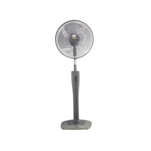 Toshiba Stand Fan 16 inch 4 plastic blades & 3 Speeds EFS-74(PS)