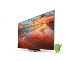 Sony Bravia TV 55 inch 4K LED  With Android and 4HDMI & 3 USB Inputs 55X8500D