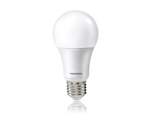 Tornado Daylight Bulb LED Lamp 9 Watt White Light TO-BB9L