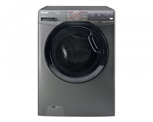 HOOVER Washing Machine 10 Kg Fully Automatic in Silver color DWFT510AHB3R-EGY