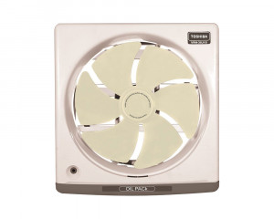 Toshiba Kitchen Ventilating Fan 30cm with Off White and Dark Blue Colors VRH30J10