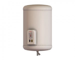 Tornado Electric Water Heater 65 Litre with LED Indicator in Off White color EHA-65TSM-F