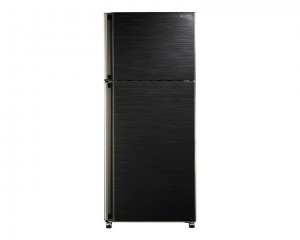 Sharp Refrigerator 449 Litre No frost with Ag+ Nano Deodorizer filter in Black Color SJ-58C(BK)