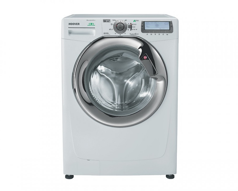 Hoover Washing Machine 9KG Fully Automatic With Dryer White WDYN9646PG-30S