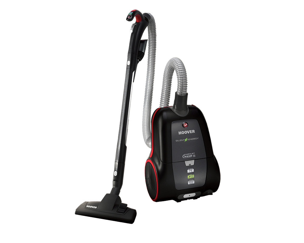 Hoover Vacuum Cleaner 2200 Watt with Telescopic Extension Tube and Carpet Turbo Nozzle TSE0100020